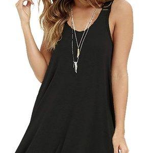 Swing T-Shirt Loose Dress